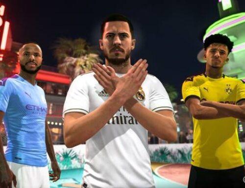 FIFA 20: Se filtra por un error información personal de varios jugadores profesionales