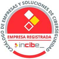 Logo del Catálogo de empresas y soluciones de ciberseguridad